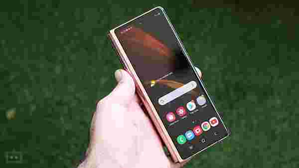 Samsung Galaxy Z Fold 3 Launch
