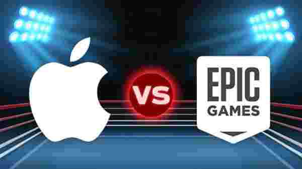 Apple & Google Vs Epic Games