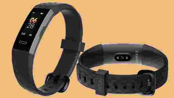 Noise Colorfit 2 Fitness Band - Midnight Black