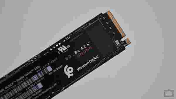 WD Black SN850 NVMe SSD Design