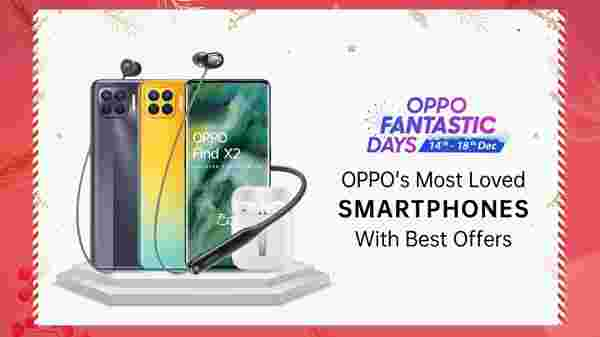Amazon Oppo Fantastic Day 2020 December: Best Offers On Oppo Smartphones