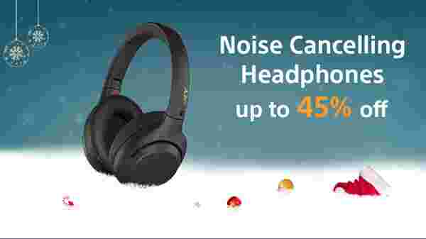 Up To 45% Off On Noise Cancelling Headphones