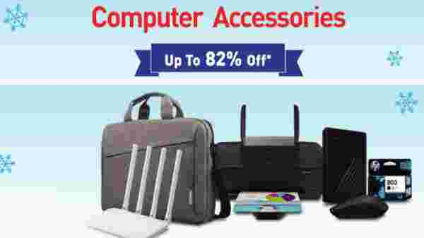 Up To 85% Off On On Computer Accessories