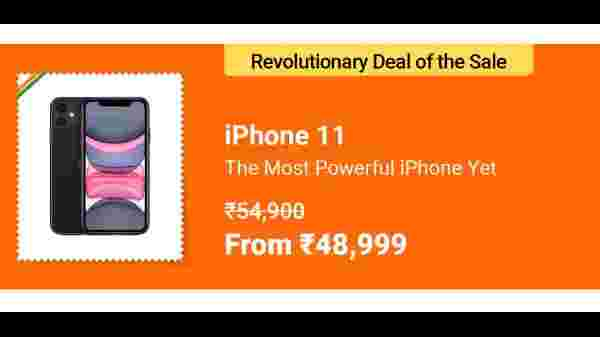 10% Off On iPhone 11