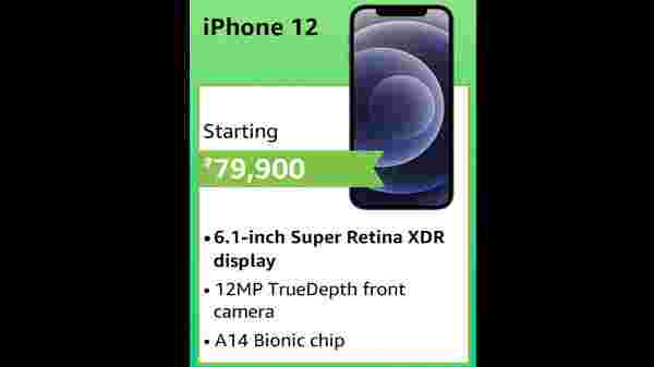 3% Off On Apple iPhone 12