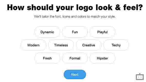 Decide Your Brand Logo's Look & Feel