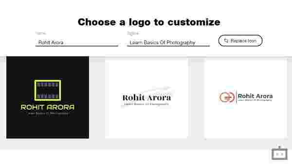 Steps To Create An Effective Logo On Logo Maker
