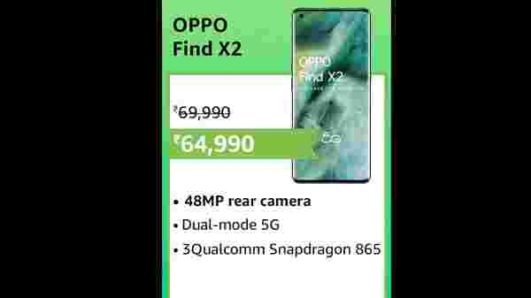 7% Off On OPPO Find X2