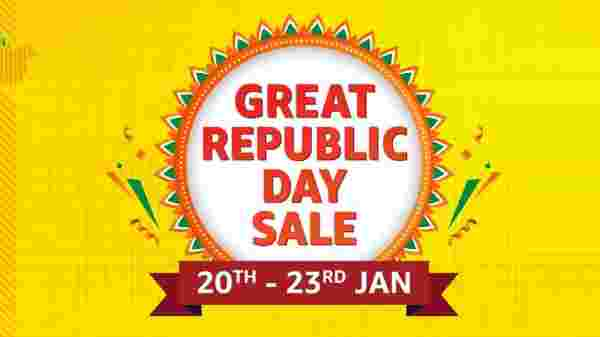 Amazon Great Republic Day Sale: Discount Offers On Mid Range Smartphones