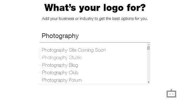 Answer Simple Questions To Create Your Logo