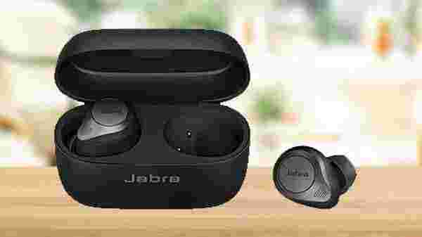 Jabra Elite 85t truly wireless earbuds