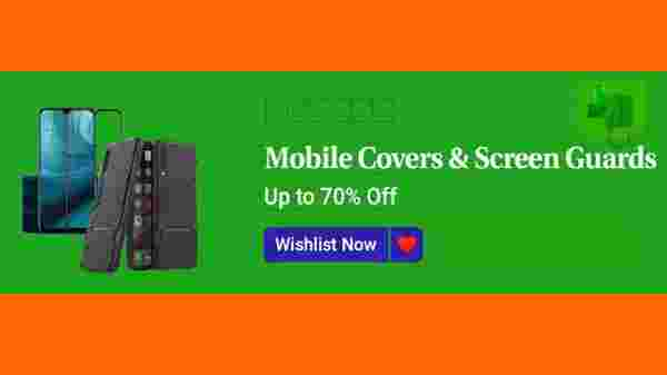 Up To 70% Off On Mobile Cover And Screen Guards