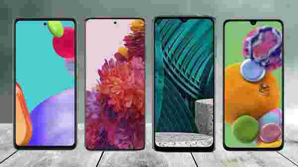 Rumored Samsung Smartphones Expected To Launch In 2021