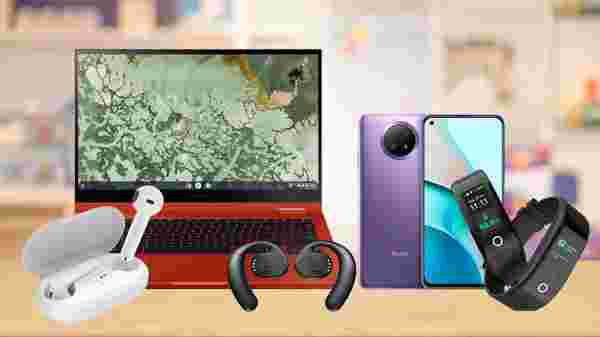 Week 2, 2021 Launch Roundup: Redmi Note 9T, Lenovo Tab P11, Realme V15 5G, Xiaomi Mi 10i, And More