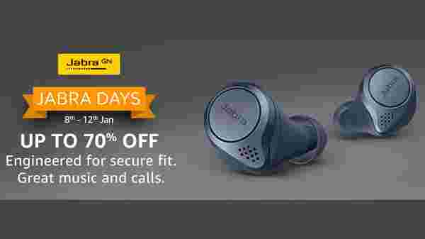 Amazon Jabra Days: Offers On Truly Wireless Earbuds