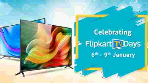 Flipkart TV Days Offers