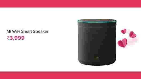 33% OFF Off On Mi Wifi Smart Speaker (With Google Assistant)