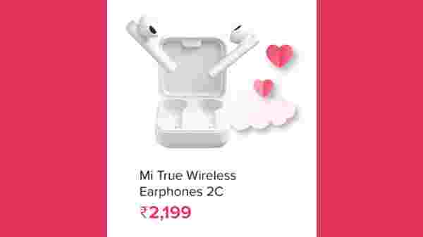 37% Off On Mi True Wireless Earphones 2C