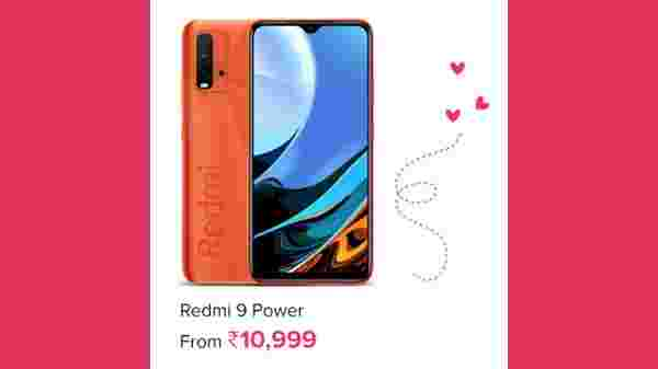 Redmi 9 Power (Discount Price: Rs. 11,999, MRP: Rs. 15,999)