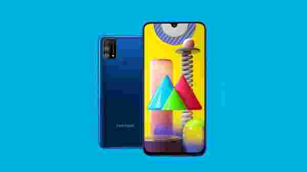 15% Off On Samsung Galaxy M31s