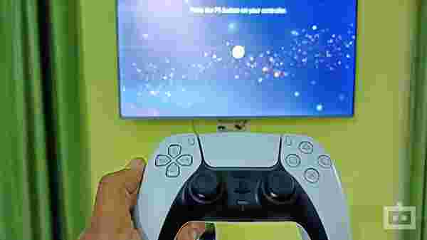 Sony PlayStation 5: DualSense Wireless Controller