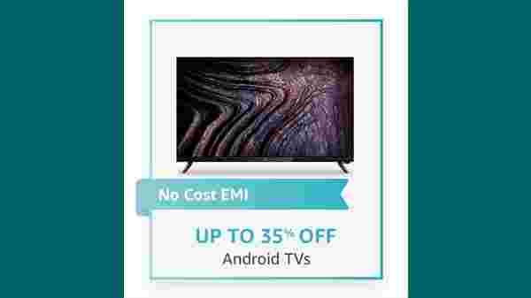 Up To 35% Off On Smart TVs