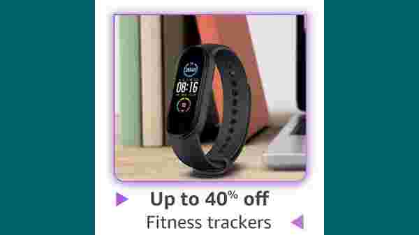Up To 40% Off On Fitness Tracker
