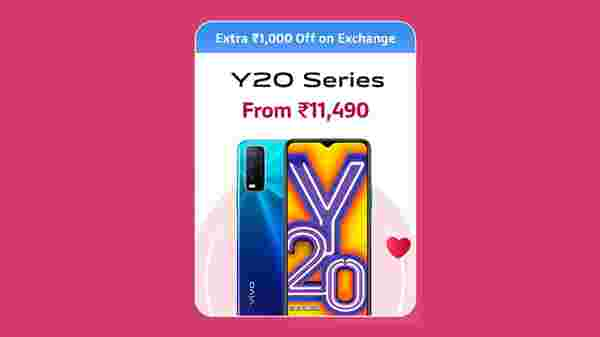 24% Off On Vivo Y20