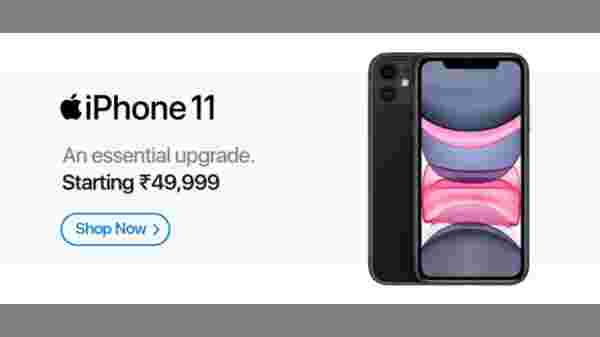 8% Off On iPhone 11