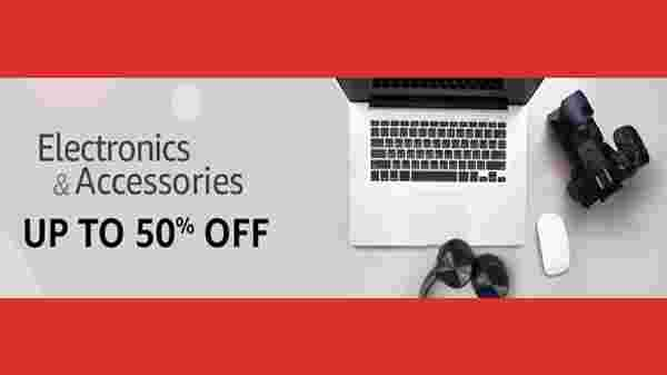 Up To 50% Off On Amazon