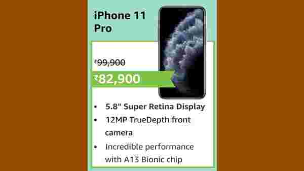 17% Off On Apple iPhone 11 Pro