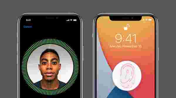 Face ID and Touch ID