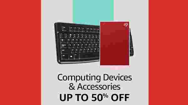 Up To 50% Off On Computer And Accessories