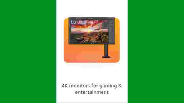 Discount Offer On 4K Monitors For Gaming & Entertainment Devices