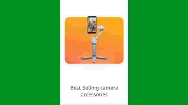 Discount Offer On Bestselling Camera Accessories