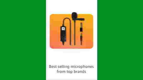 Discount Offer On Bestselling Microphones