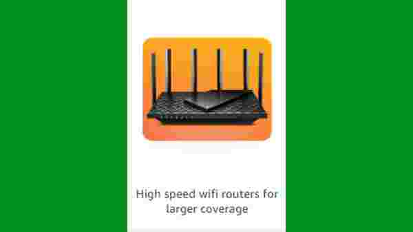 Discount Offer On High-Speed WiFi Routers