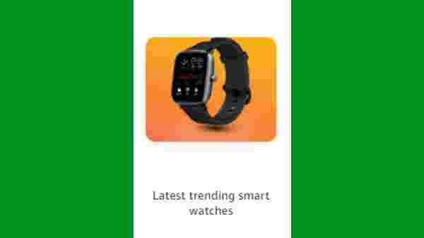 Offer On Trending Smartwatches