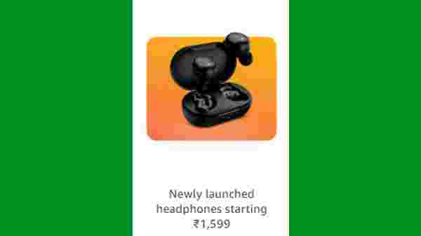 Headphones Starting From Rs. 1,599