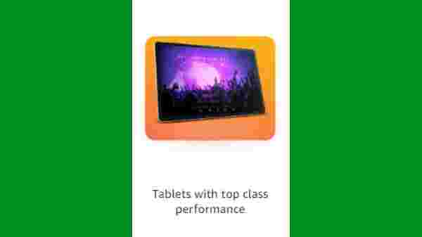 Discount Offer On Tablets With Superior Performance