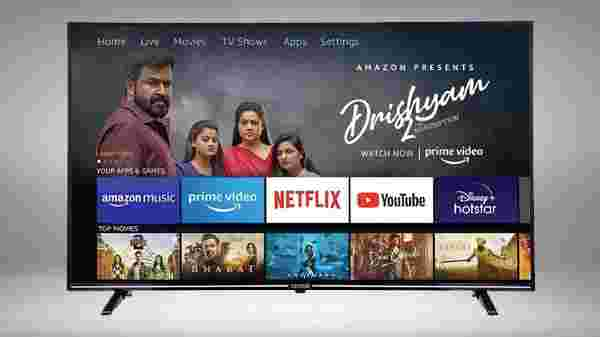 Croma Fire TV Edition Smart LED TV (32″ HD and 43″ FHD)