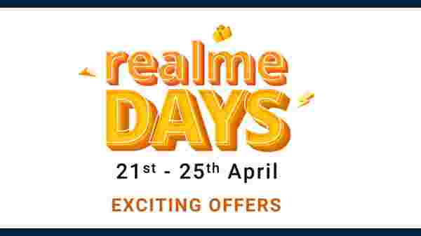 Flipkart Realme Days Sale 2021