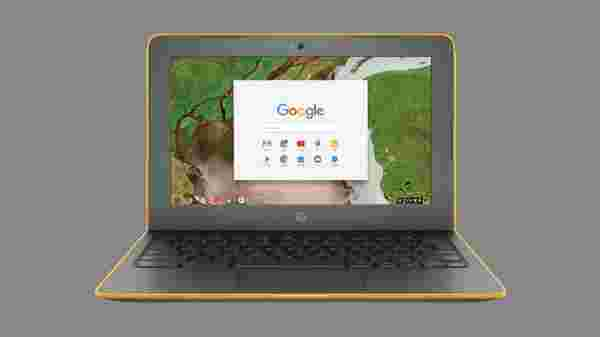 HP Chromebook 11a