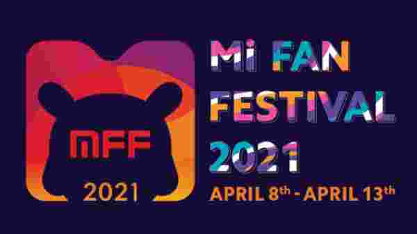 Mi Fan Festival Sale April 2021