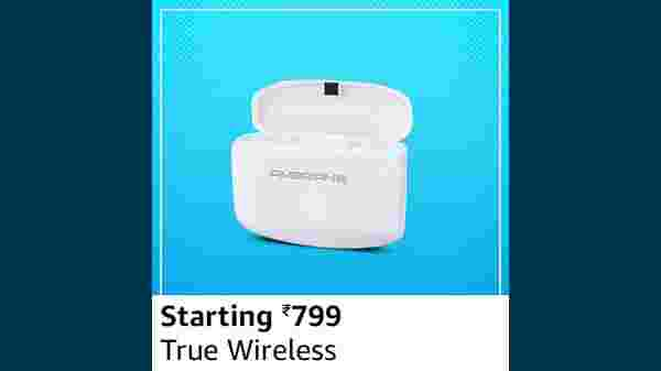 True Wireless Starting From Rs. 799