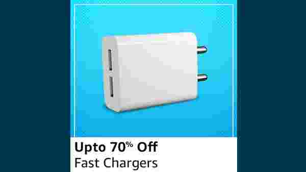 Up To 60% Off Fast Charger Adapters