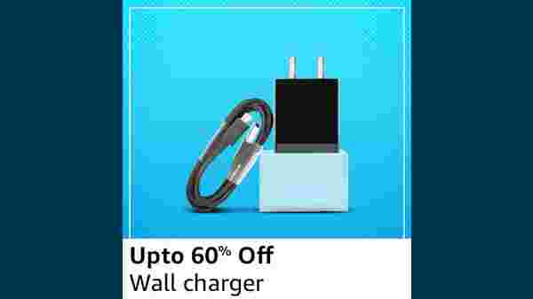 Up To 60% Off Wall Charger