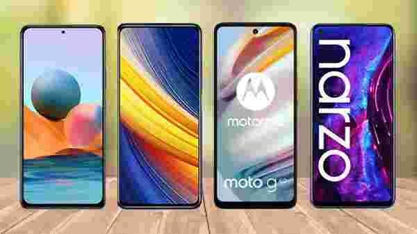 Smartphones With 120Hz Display And Sub Rs. 20,000