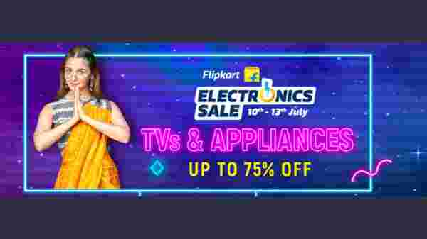 Up To 75% Off On TV And Appliances