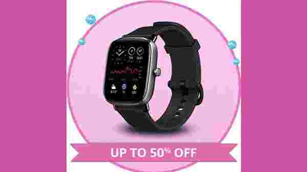 Up To 50% Off On Smartwatches